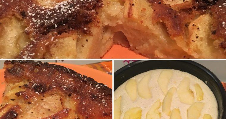 TORTINA DI MELE BIO CON KEFIR 8 ingredienti ❤️