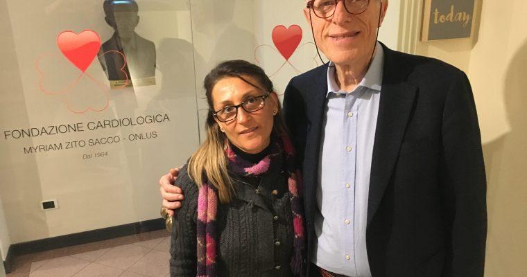 Il mio incontro con il Dottor Balestra presso la Fondazione Cardiologica Sacco Forlì ❤️