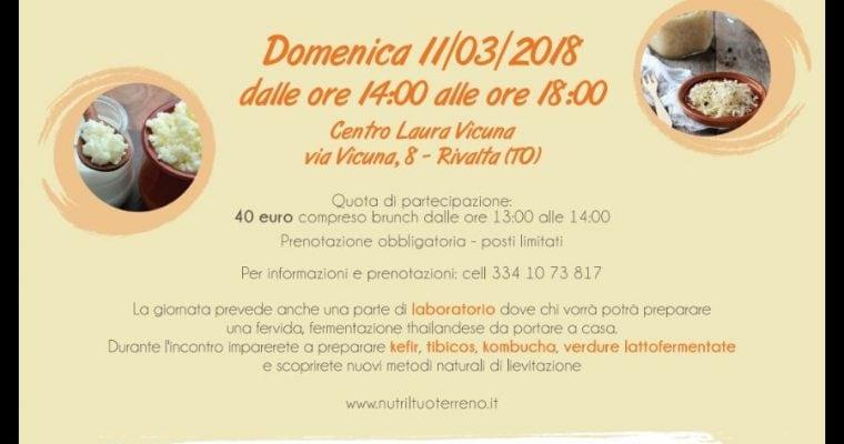 FERMENTI DI VITA A TORINO DOPPIO APPUNTAMENTO, PER SUPER SOLD OUT!