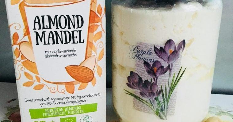 ALMOND PREBIOS, kefir vegetale alle mandorle